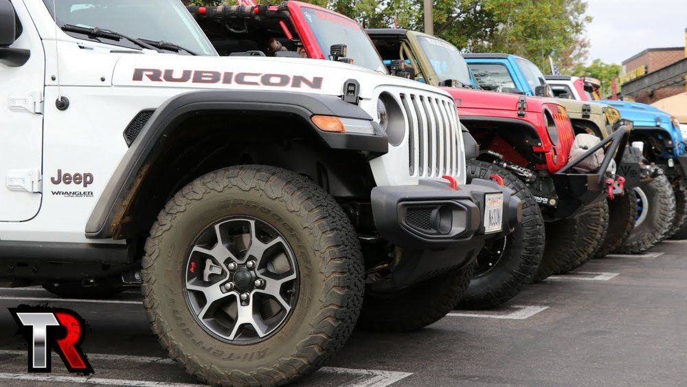 """Show & Shine - Show and Shine Classes1.Classic Jeep (pre-1954, Willys, Kaiser, Wagoneer and Military)2. CJ (1954 - 1987, includes all CJ models)3. Wrangler YJ (1987 – 1995)4. Wrangler TJ (1997 – 2006, includes LJ """"unlimited"""")5. Wrangler JK 6. Wrangler JKU7. Wrangler JL8. Wrangler JLU9. Full-size (Non-Wranglers (Cherokee, Commander, Renegade, Compass, Patriot, Liberty, Grands – all types.)"""