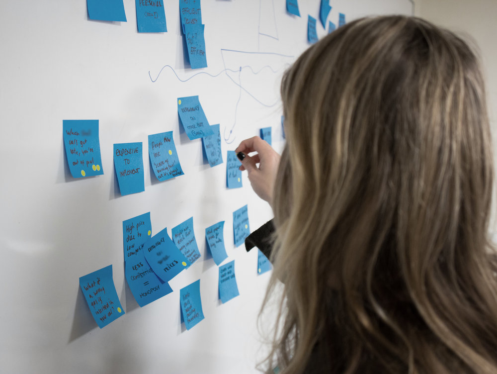 Product Design Sprints -