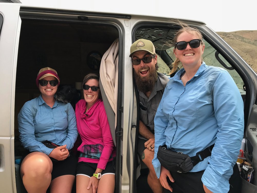 Providing A Ride To The Trailhead Or To Town, Is A Great Way To Provide Trail Magic To Hikers.