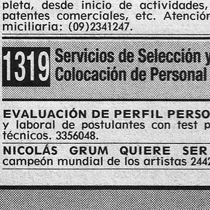 2001/ CAMPEÓN MUNDIAL