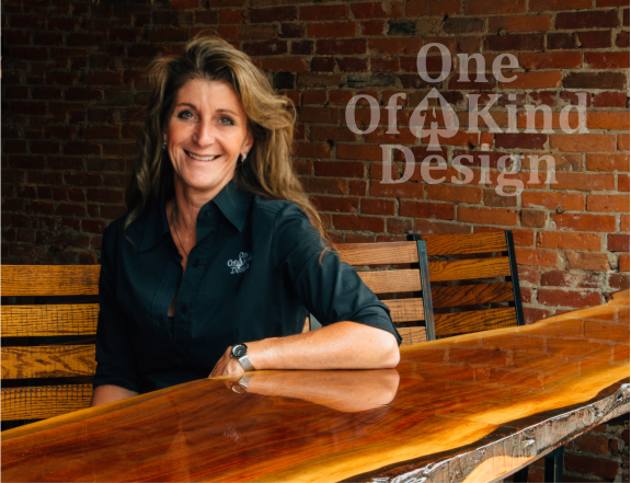 Meet Julie Graf… - One of a Kind owner and designer