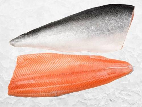 Kind salmon fillet  Courtesy of Ora King
