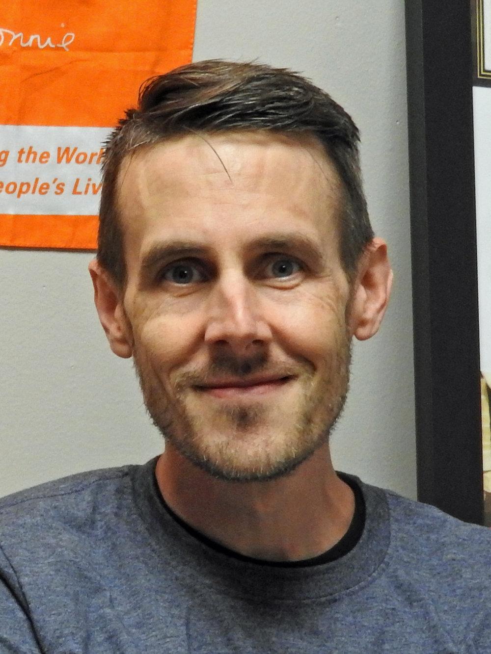 Jason Hess:  Lead Pastor and Elder