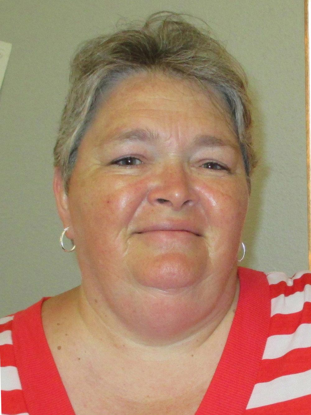 Theresa Croft:  Custodian