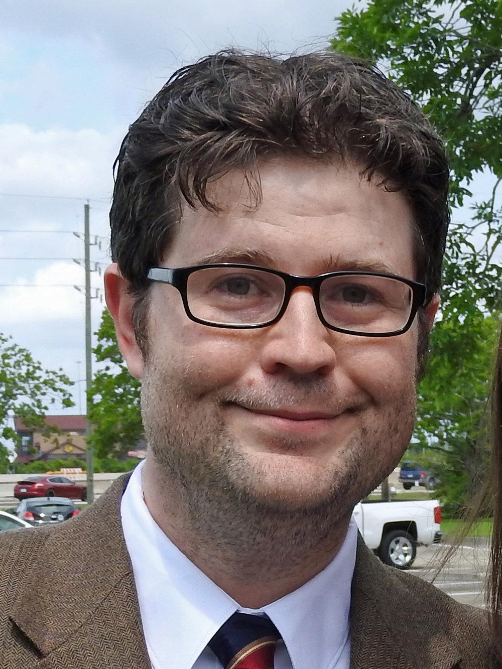 Sean Nelson:  Christian Education Director