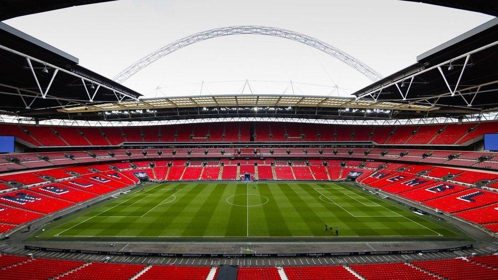 Wembley - LONDON, ENGLAND