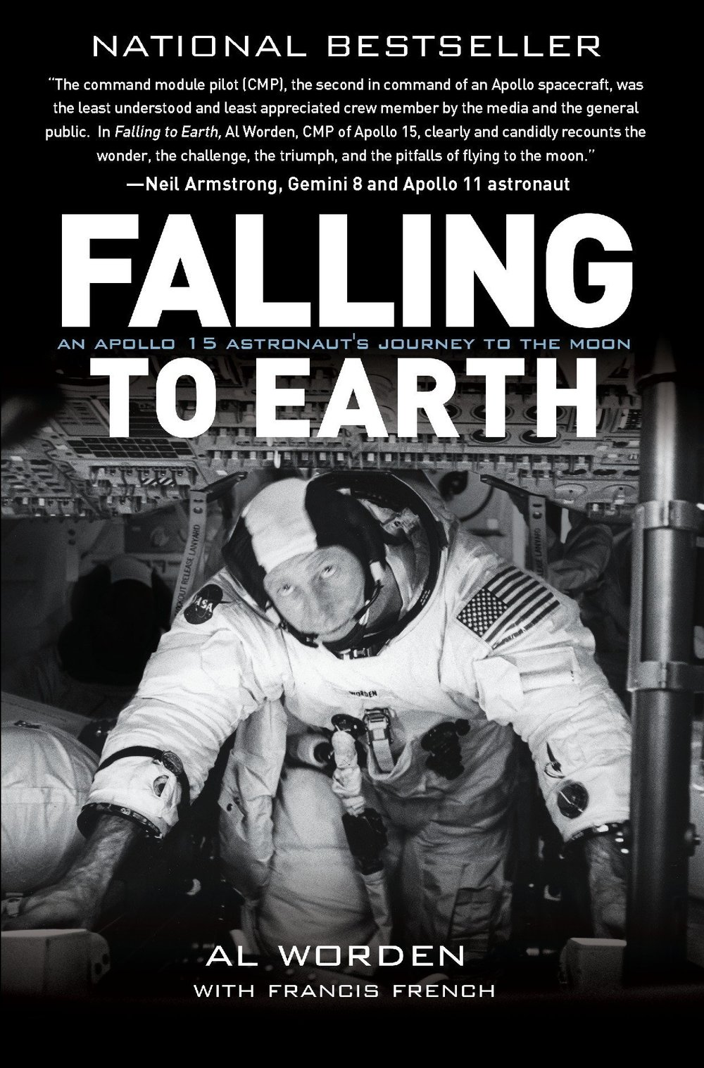 Falling to Earth - An Apollo 15 Astronaut's Journey to the Moon, with Al Worden, 2011 | click here for Falling to Earth extras