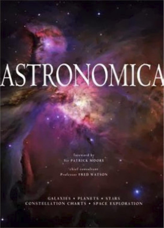 Astronomica (contributor) - astronomy book, Millennium House, 2007