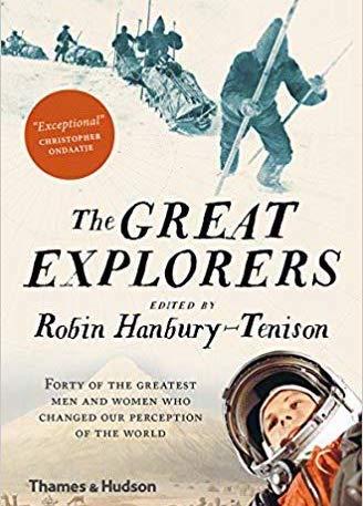 The Great Explorers - Ed. Robin Hanbury-Tenison, 2010 (Yuri Gagarin chapter)