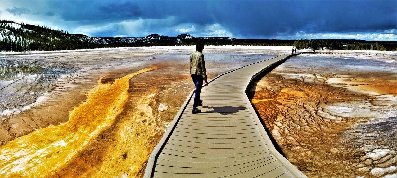 The Majesty of Yellowstone