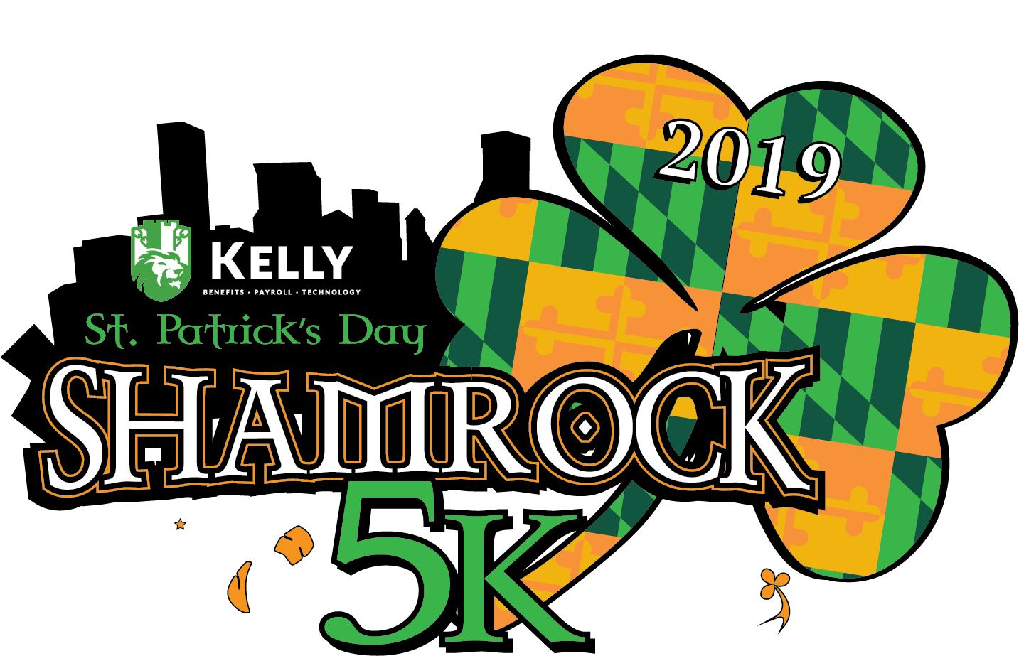 Under Armour KELLY St. Patrick's Day Shamrock 5K