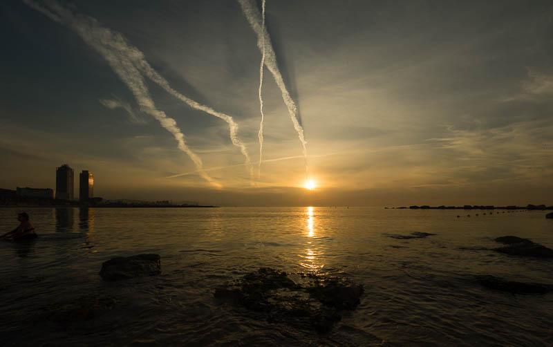 City Beach Sunrise