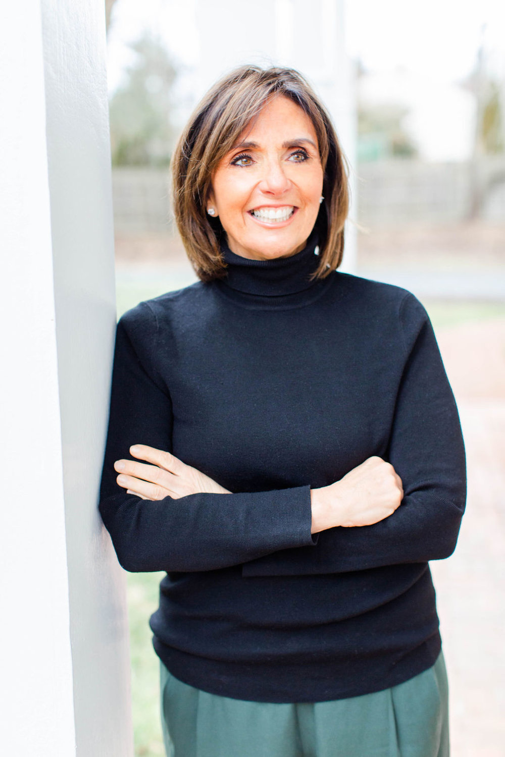 Patricia Reilly Koch - Tricia lives her life to the fullest. She emphasizes excitement over routine and incorporates curiosity and acceptance into her daily life. She is a firm believer that the mind and body are interconnected.