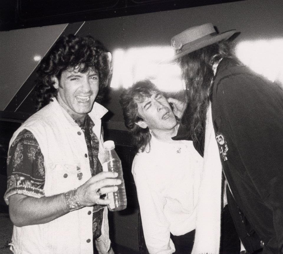 Billy, Rick and Mick