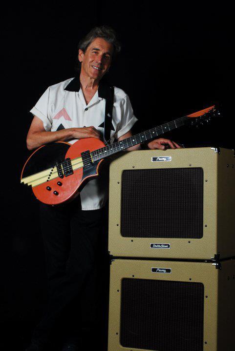Rick Vito Streamline Guitar and Delta Blues amps