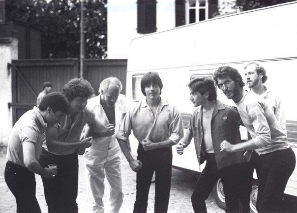 Jackson Browne Band 1983