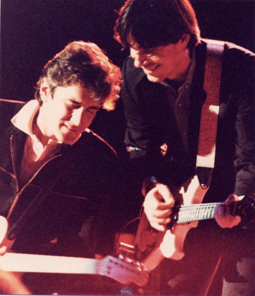 Jackson Browne & Rick