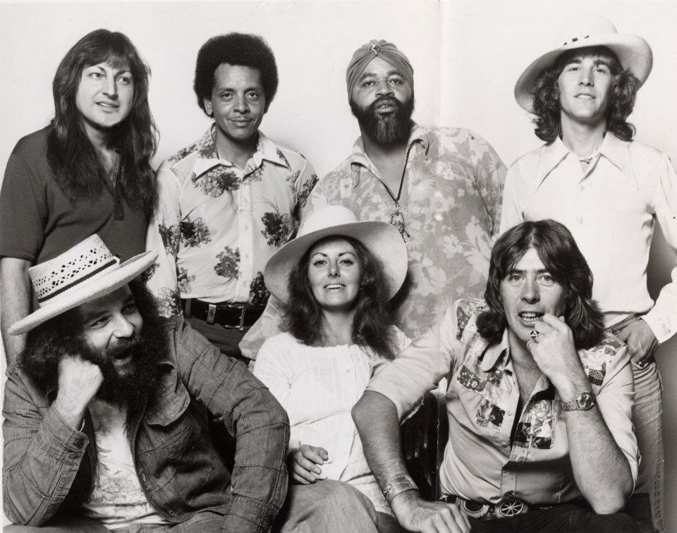 John Mayall Band 1975