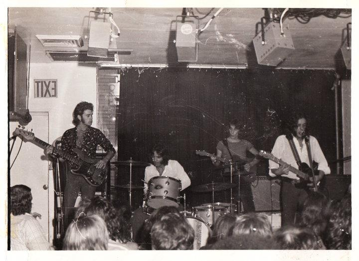 Rick Vito with Bobby Whitlock, Ed Tuduri, and Keith Ellis