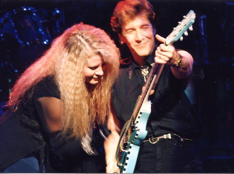 Stevie & Rick