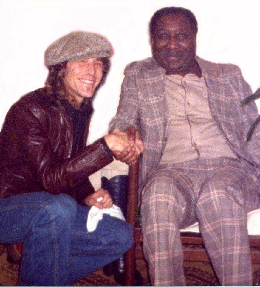 Rick Vito and Muddy Waters