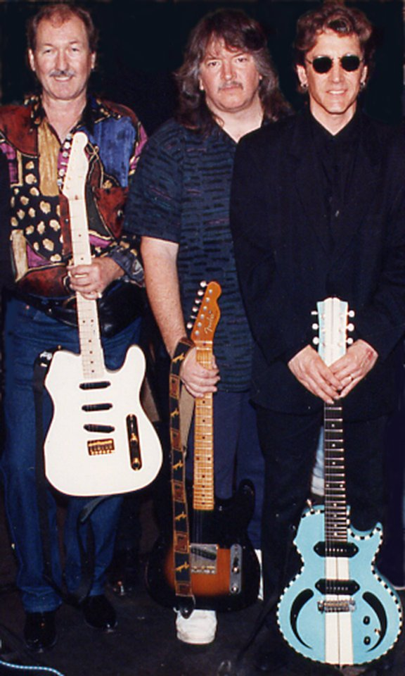 Rick Vito, James Burton, Seymour Duncan 1994