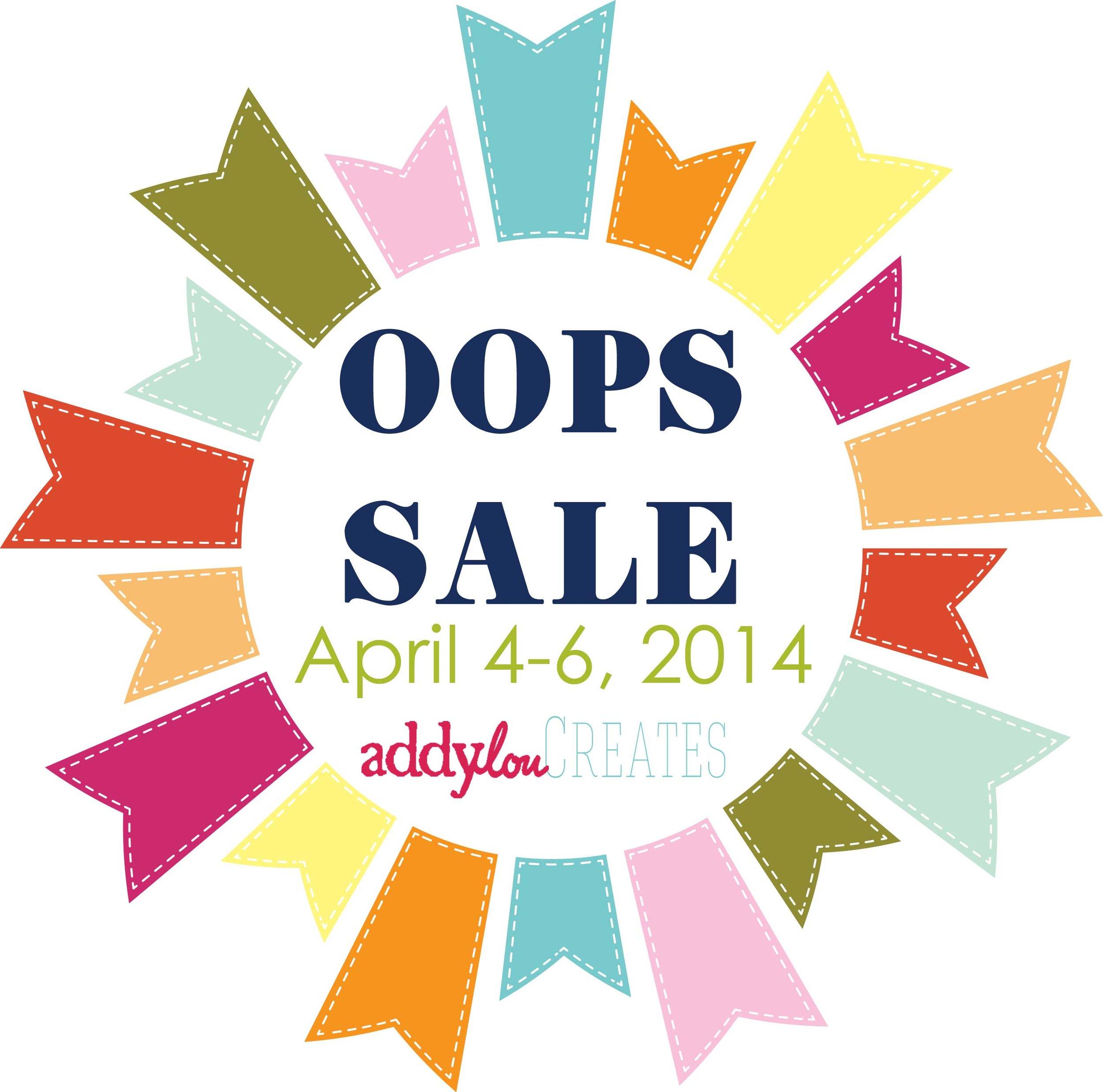oops sale
