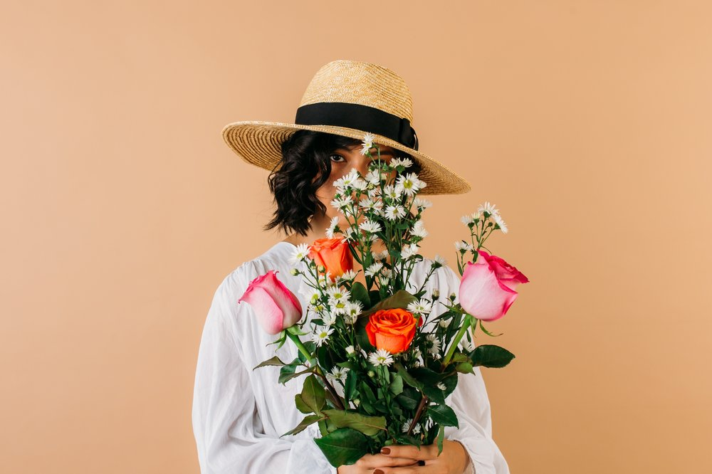 Direct distribution - means you are providing your products or services directly to your customer through channels like mail, catalogs, internet sales, physical store locations, etc. Example: a florist.
