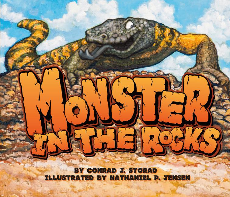 Monster in the Rocks