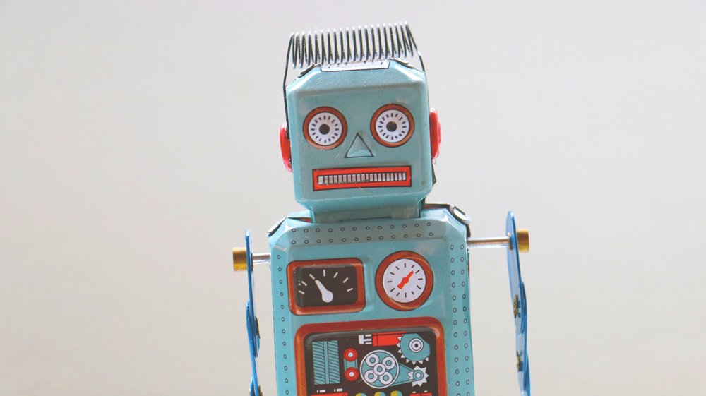 Let the robots do it  — Parsons Strategic Consulting