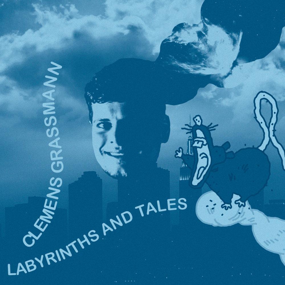 Labyrinths and Tales Clemens Grassmann 2016 - https://www.clemensgrassmann.com/