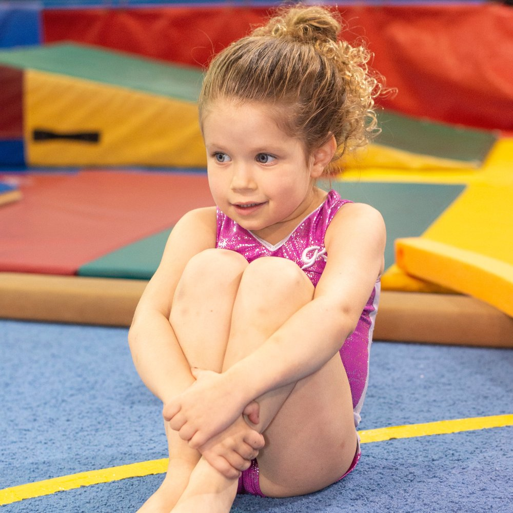 PRESCHOOL GYMNASTCSAGES 3.5 - 6 Y - Click Here For More Information