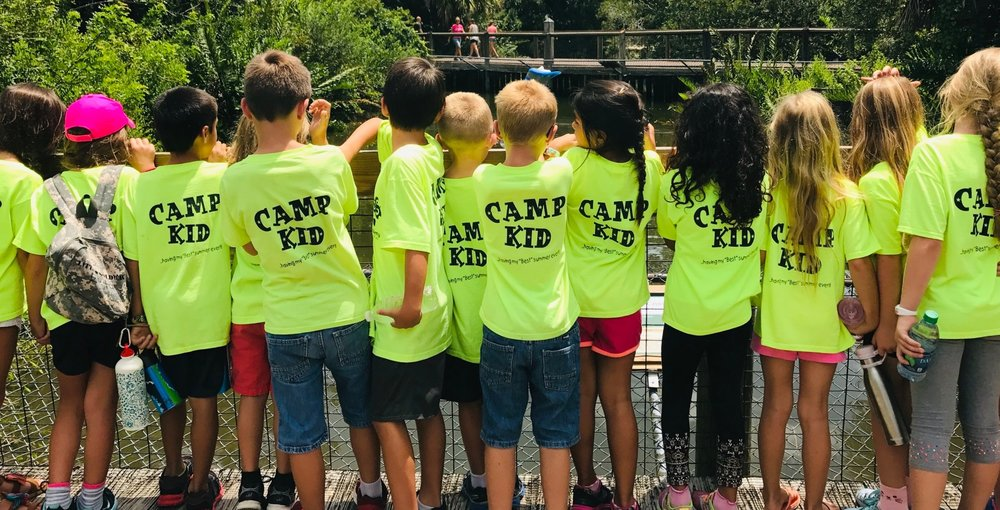 SUMMER CAMP - GO PLACES WITH AKG'S FUNTASTIC CAMP!
