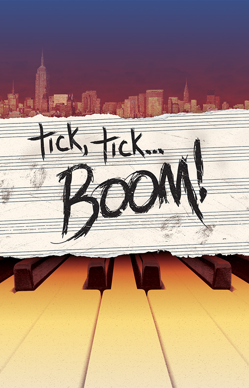tick, tick… BOOM!   (New York City Center, 2014)  Listening to the original recording of Jonathan Larson's work made me an instant fan of this show. I envisioned him at the piano writing and writing, and then rewriting till he was completely spent. To be able to see this exceptional cast of Lin-Manuel Miranda, Leslie Odom, Jr. and Karen Olivo perform this quintessential piece was pure joy.