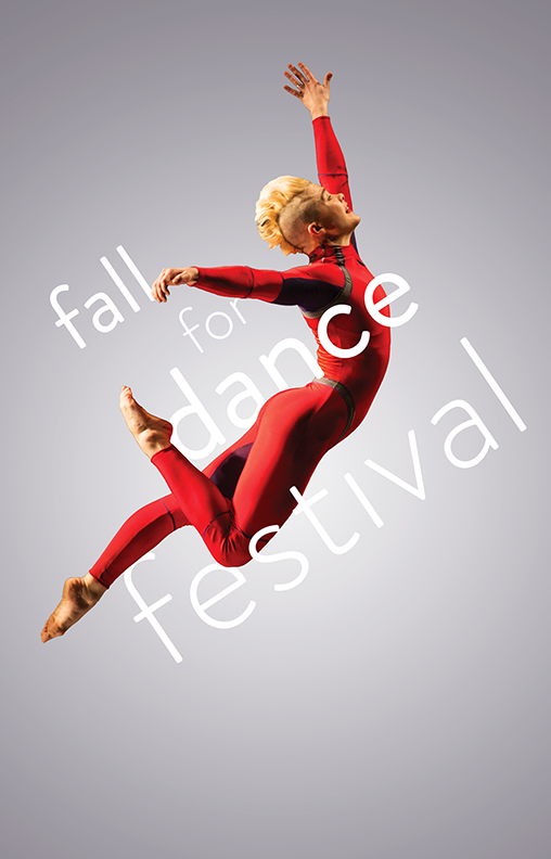 Fall for Dance Festival 2016 (New York City Center)  Jackie Carlson of STREB Extreme Action; photo by Jordan Matter