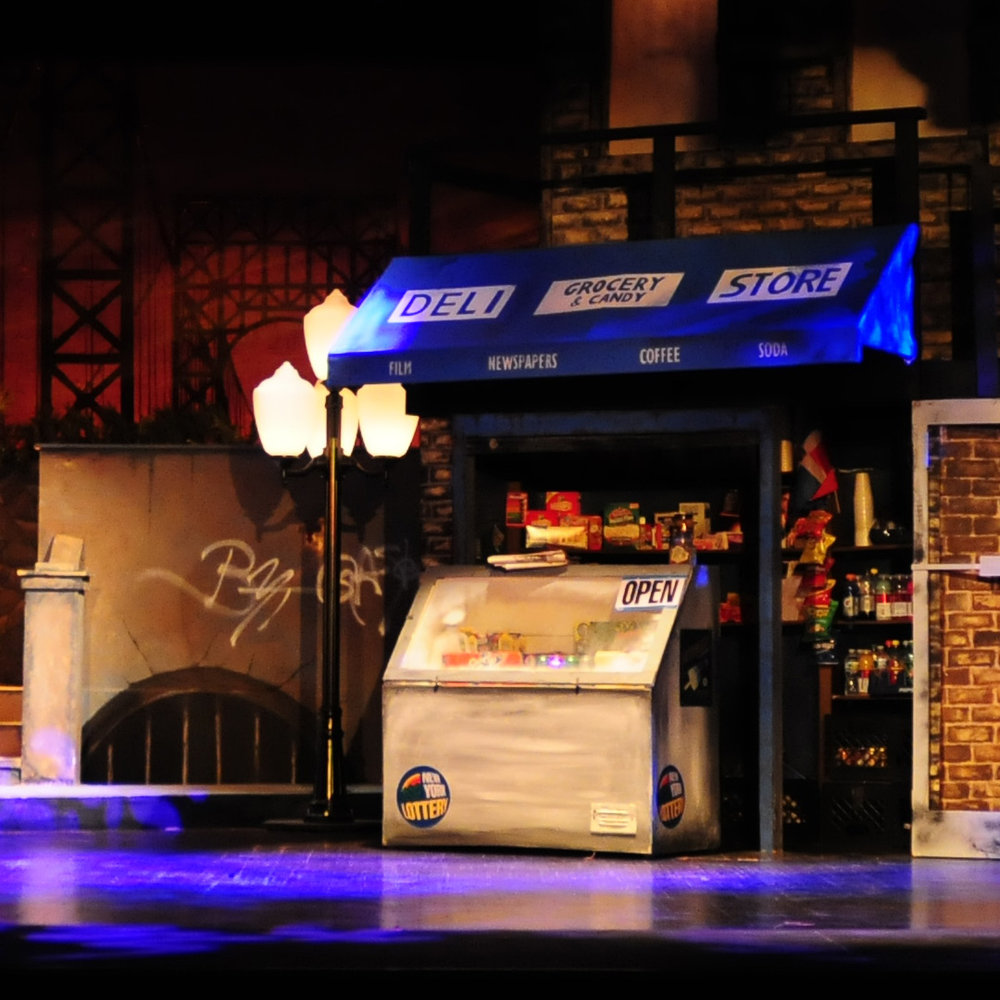 In The Heights, 2013 Whippany Park High School Theatre