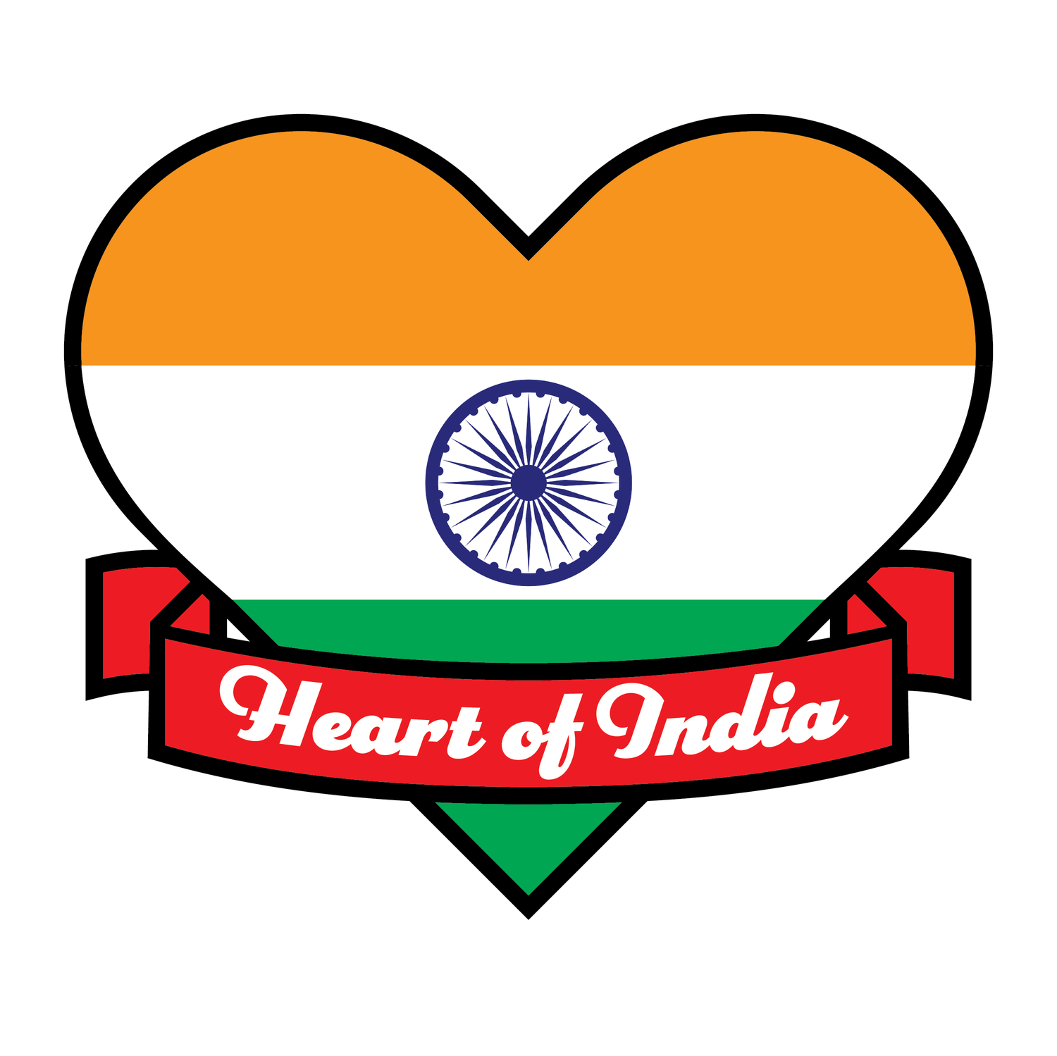 Heart of India