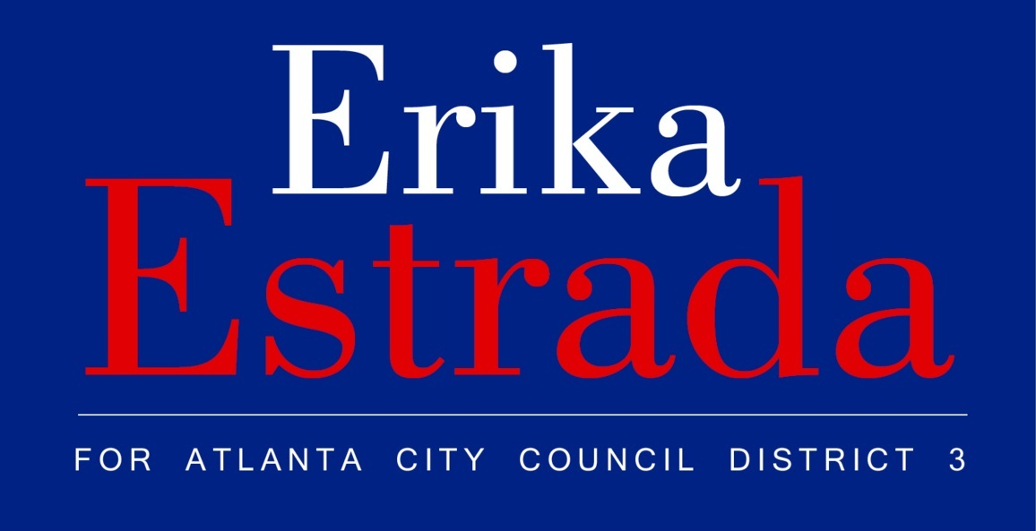 Erika Estrada for Atlanta City Council