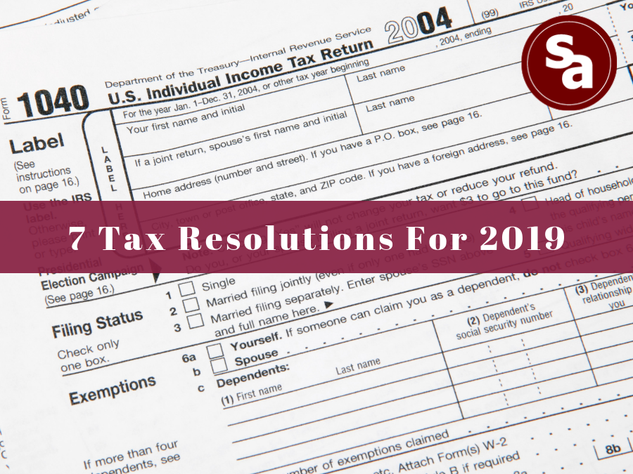 7-tax-resolutions-for-2019