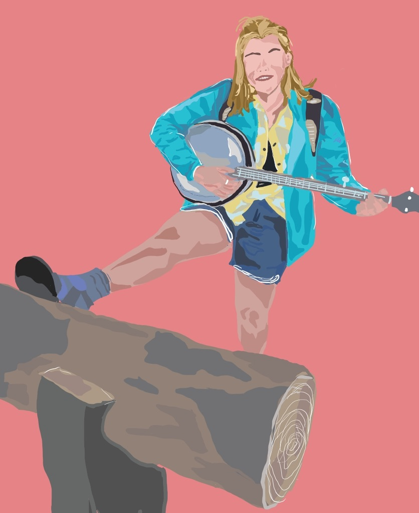 banjo claire