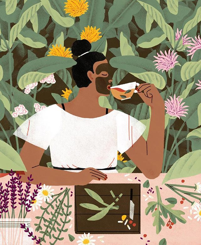For @bostonmagazine for a piece on Herbal Healing: wellness experts are harnessing the power of herbs 🍃🌼🍂✨