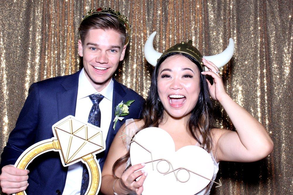 Luke and Jade's Wedding