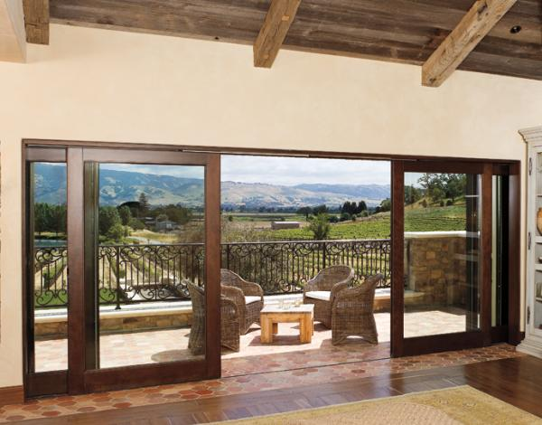 Marvin Lift & Slide Doors