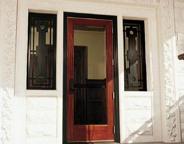 Marvin Exterior Door
