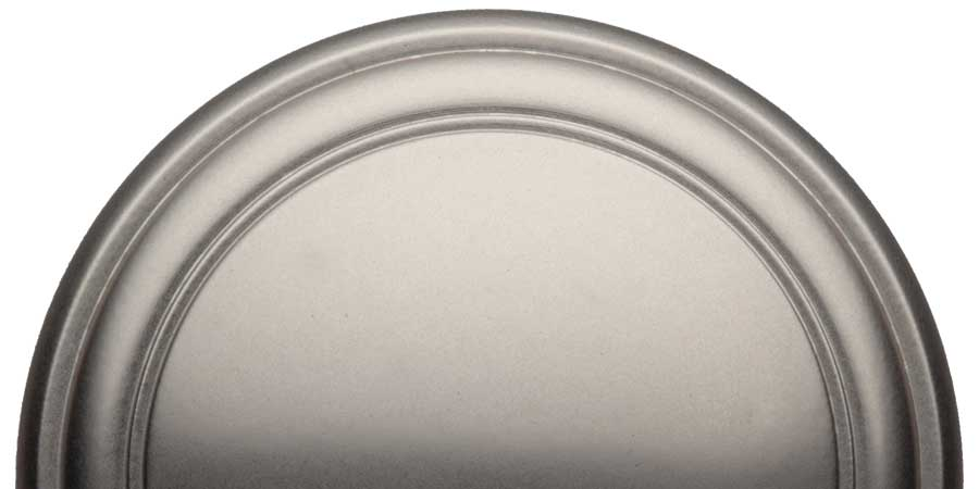 PNML Polished Nickel Matte Lacquer