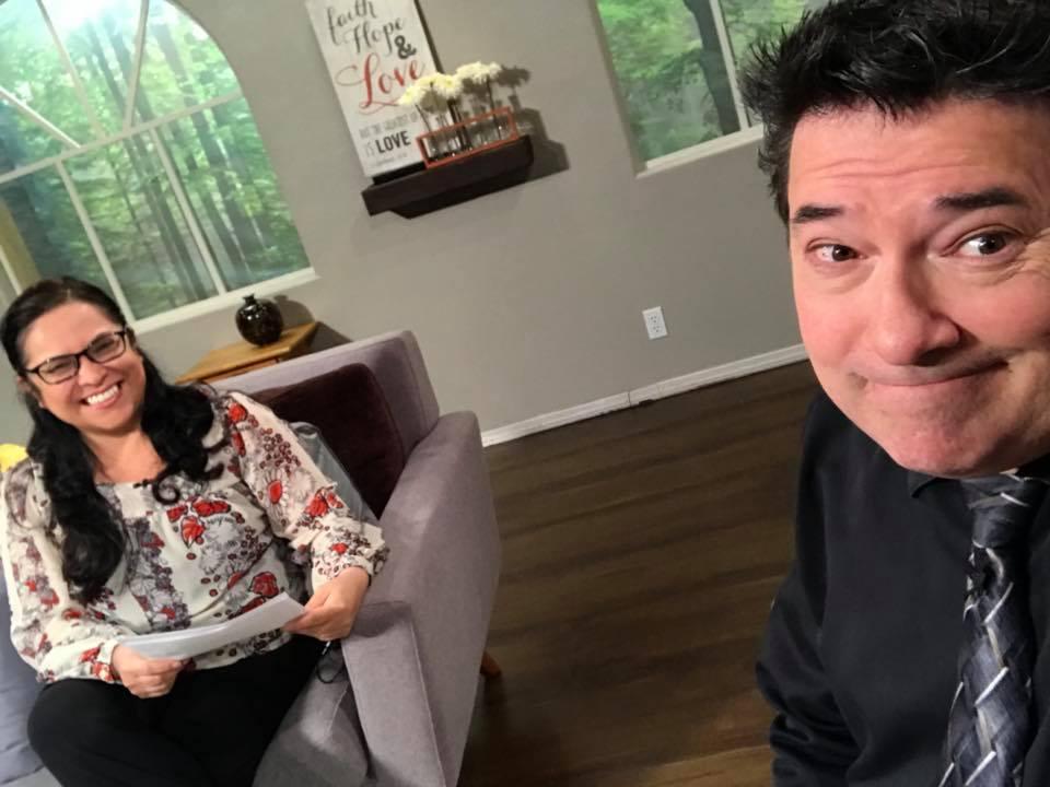 Sayuri and Doug on Set.jpg