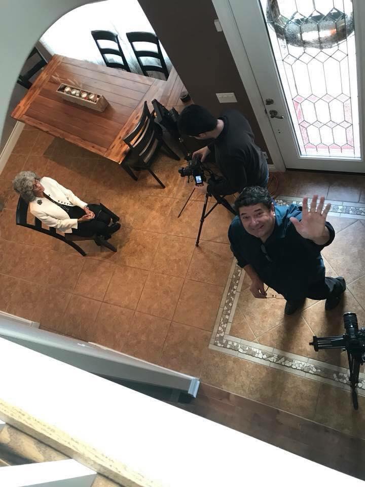 Recording at Sayuris House.jpg