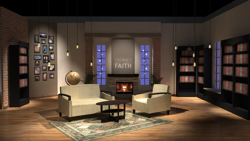 Artist Concept of new Stories of Faith Set
