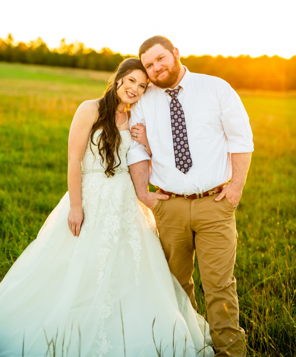 Brandon & Taylor - McDuff Photography is absolutely AMAZING! I can't recommend this duo enough! Erin and Britinni are not only kind, talented and fabulous photographers, but they made us feel comfortable in every photo we took! They work so well together and were so quick getting our photos back to us!