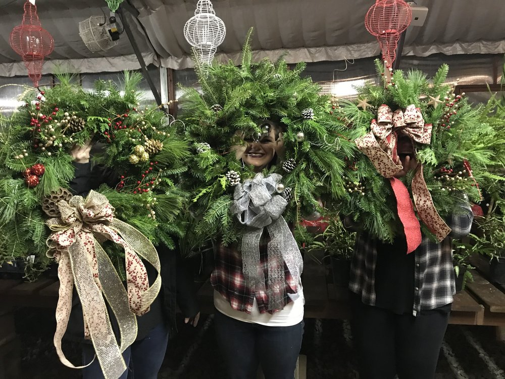 Wreath Making Classes